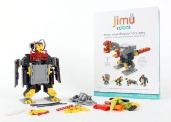 jimu-robot explorer